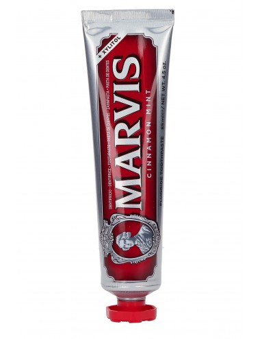 Marvis Dentifrice Menthe Cannelle Rouge 85ml