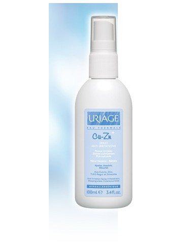 Uriage Cu-Zn spray anti-irritations