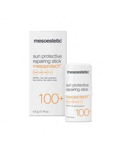 Mesoestetic Mesoprotech Sun Protective Repairing Stick 100 + 4,5g