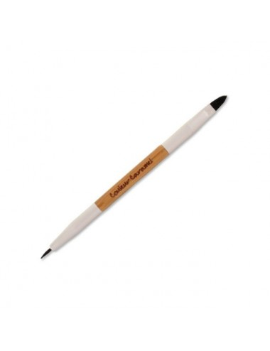 Couleur Caramel Pinceau Double Embout Eye Liner & Lèvres N°18