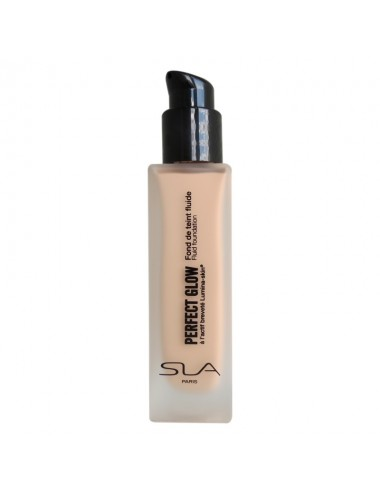 SLA Fond de teint fluide PERFECT GLOW Beige Naturel 30ml