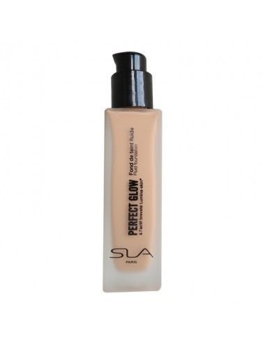 SLA Fond de teint fluide PERFECT GLOW Hale Naturel 30ml