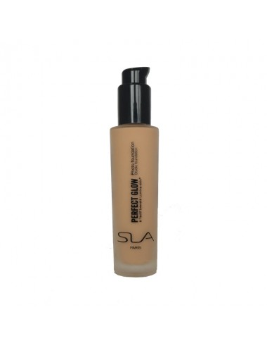SLA Photo Foundation PERFECT GLOW Beige naturel 30ml