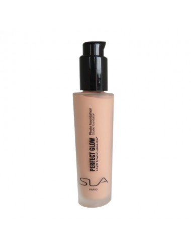 SLA Photo Foundation PERFECT GLOW Beige Doré 30ml