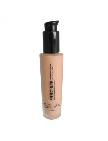 SLA Photo Foundation PERFECT GLOW Hale Naturel 30ml