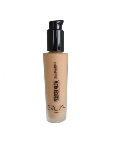 SLA Photo Foundation PERFECT GLOW Hale Doré 30ml