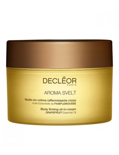 Decléor aroma svelt huile en crème 200ml