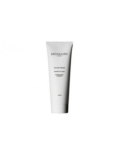 SachaJuan Crème coiffante Styling Cream 125ml