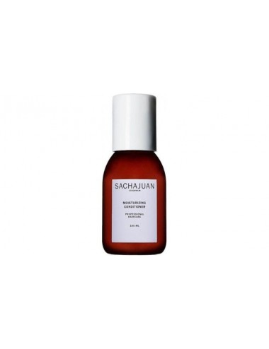 SachaJuan Après-Shampoing cheveux secs ou mêchés Moisturizing Conditioner 100ml