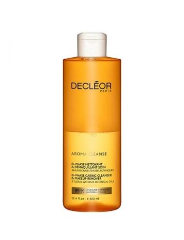 Decléor Aroma Cleanse Bi-Phase Nettoyant et Démaquillant 400ml