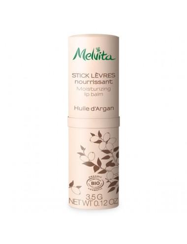 Melvita Stick Lèvres Bio Nourrissant Argan 3,5 gr