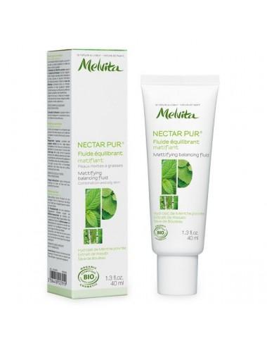 Melvita nectar pur fluide matifiant 40ml