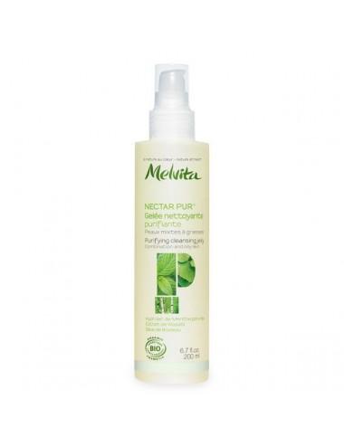 Melvita nectar pur gelée purifiante 200ml