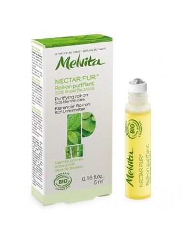 Melvita nectar pur roll on purifiant 5ml