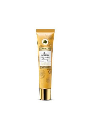 Sanoflore miel supreme crème nutritive 40ml