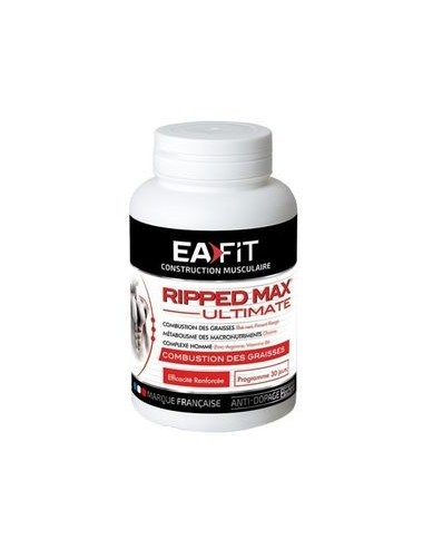 Eafit ripped max ultimate 120 cp