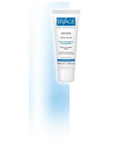 Uriage Xémose - Crème Visage - Tube 40ml