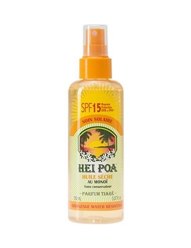 Hei Poa Huile Sèche au Monoï SPF 15 150 ml