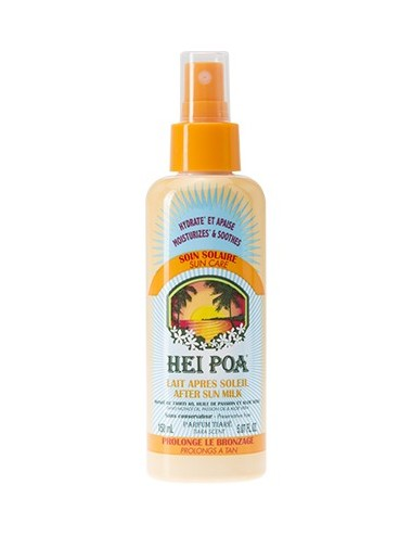 Hei Poa Lait Après Soleil Monoï de Tahiti Spray 150ml