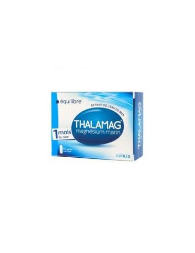 Thalamag Magnésium Marin Équilibre 30 Gélules