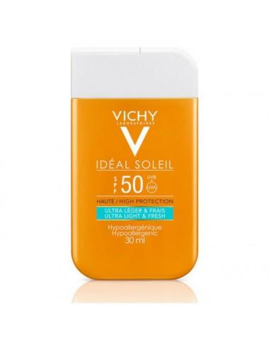 Vichy Ideal Soleil Pocket Solaire SPF50 Ultra Léger & Frais 30ml