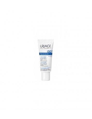 Uriage Bariéderm - Cica-Crème au Cuivre-Zinc SPF 50+ - 40ml