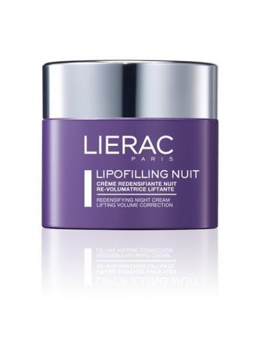 Lierac lipofilling crème redensifiante nuit