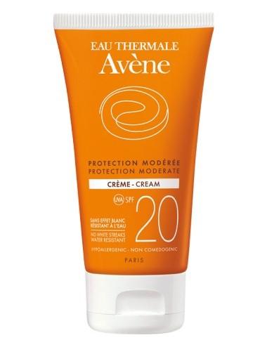 Avène solaire crème SPF20 50ml