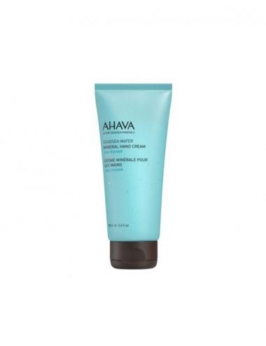 Ahava sea-kissed crème minérale mains 100ml