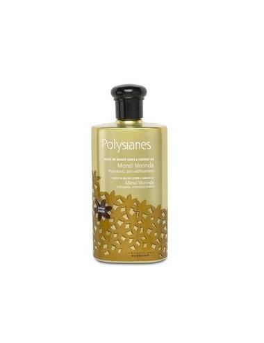 Polysianes huile de beauté corps et cheveux au Monoï morinda 125ml