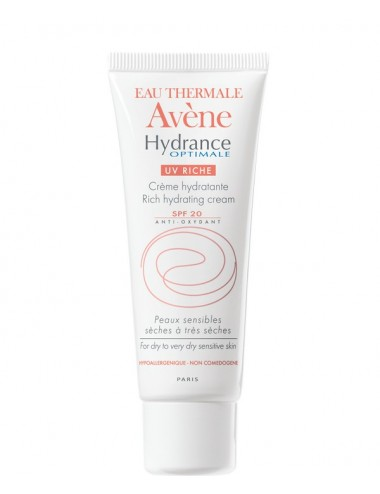 Avène hydrance optimale UV riche 40ml