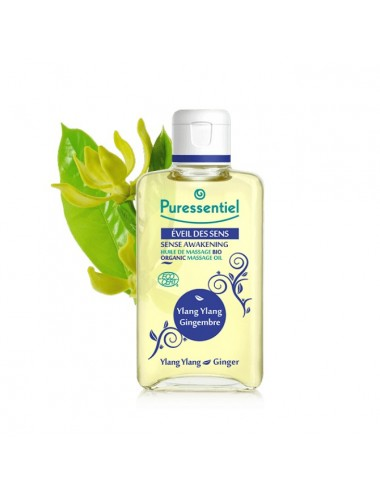 Puressentiel éveil des sens huile de massage