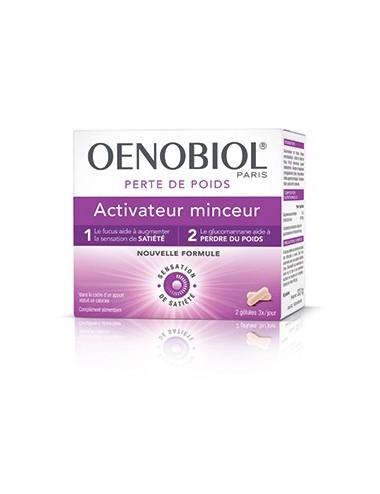 Oenobiol activateur minceur satiété 60 gélules