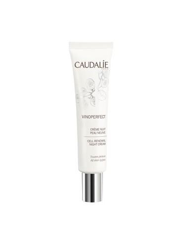 Caudalie vinoperfect crème de nuit peau neuve 40 ml