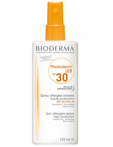 Bioderma photoderm LEB SPF30 125ml