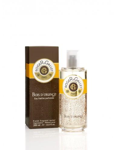 Roger & Gallet bois d'orange eau fraiche parfumée 200ml