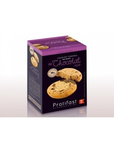 Protifast Cookies Tendres aux éclats de Chocolat Noir 7 unités
