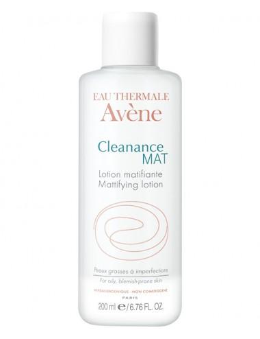 Avène cleanance mat lotion matifiante 200ml