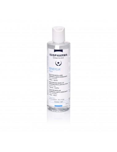 IsisPharma Sensylia Aqua Eau Micellaire Démaquillante Hydratante 250ml