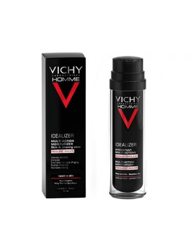 Vichy Homme Idealizer hydratant rasage fréquent 50 ml