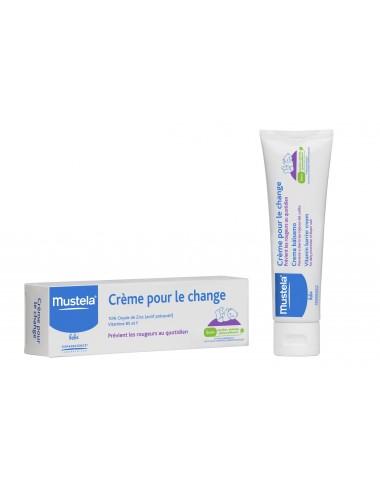 Mustela bébé crème pour le change