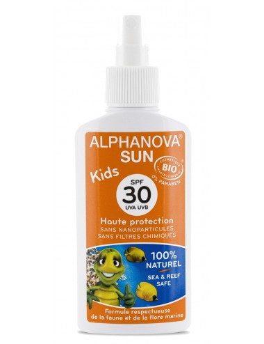 Alphanova Sun Protection Solaire Kids Bio Spray SPF 30 125ml