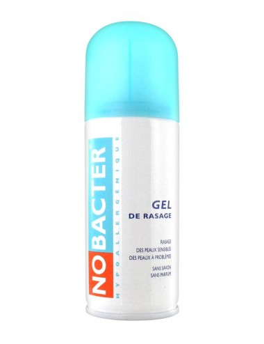 No Bacter Gel de Rasage 50 ml