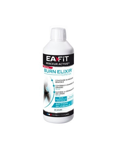 Eafit burn elixir drink 500ml