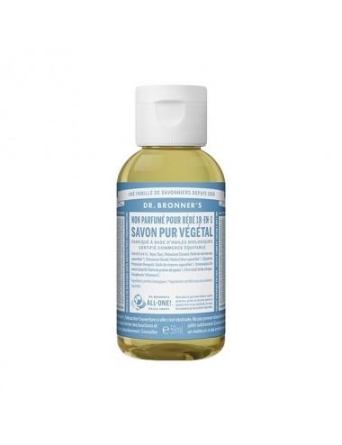 Dr.Bronners pur savon neutre 59ML