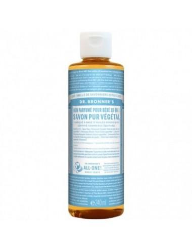 Dr.Bronner's savon pur neutre 473ML