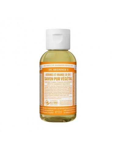 Dr.Bronner's savon pur agrumes 59ML