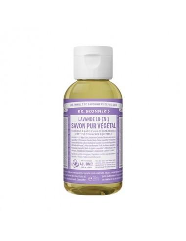 Dr.Bronner's savon pur lavande 59ML