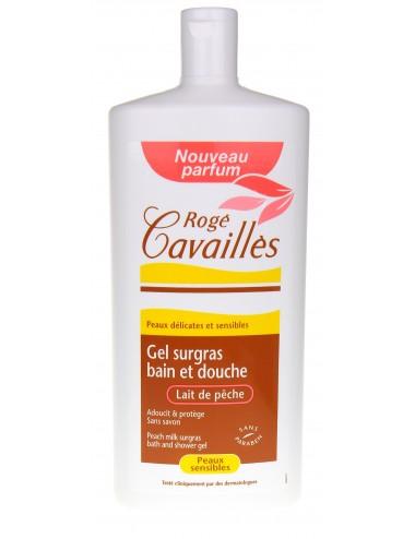 Rogé Cavaillès Bain Lait de Peche 400ml
