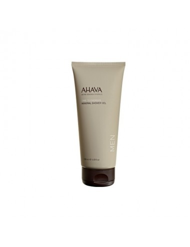 AHAVA Time To Energize Gel Douche Minéral Homme 200ml